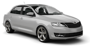 SURPRICE Car rental Podgorica Airport Compact car - Skoda Rapid