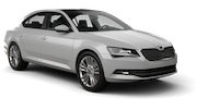 SIXT Car rental Burton Upon Trent North Standard car - Skoda Superb
