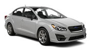 DOLLAR Car rental Rehovot Compact car - Subaru Impreza