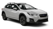 EUROPCAR Car rental Paphos - Airport Suv car - Subaru XV