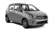 ALAMO Car rental Lesvos - Airport - Mytilene International Mini car - Suzuki Celerio