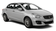DRIVE A MATIC Car rental Barbados - Island Delivery Standard car - Suzuki Ciaz