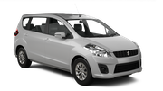 ENTERPRISE Car rental Barbados - Island Delivery Van car - Suzuki Ertiga