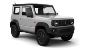 STOUTES Car rental Barbados - Island Delivery Convertible car - Suzuki Jimny Convertible