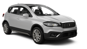 HERTZ Car rental Larnaca - Airport Suv car - Suzuki SX4