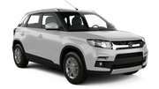 BUDGET Car rental Lincoln Compact car - Suzuki Vitara