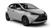 Аренда Toyota Aygo