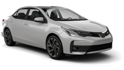 Rent Toyota Corolla Hybrid