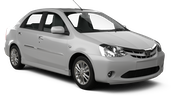 Rent Toyota Etios