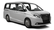 DRIVE A MATIC Car rental Barbados - Island Delivery Van car - Toyota Voxy
