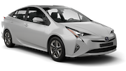 HERTZ Car rental Voorhees Aaa Downtown Standard car - Toyota Prius Hybrid