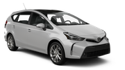 HERTZ Car rental Marrakech - Airport Standard car - Toyota Prius Hybrid