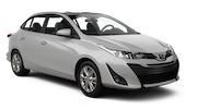 AVIS Car rental Bangkok - City Centre Compact car - Toyota Vios