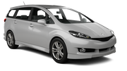 ROSET Car rental Singapore Changi - Airport Standard car - Toyota Wish