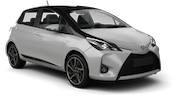 GLOBAL RENT A CAR Car rental Protaras Economy car - Toyota Yaris
