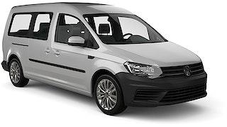 Volkswagen Caddy Combo Van or similar