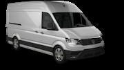 BUDGET VANS Car rental Luton Van car - Volkswagen Crafter Cargo Van
