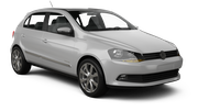 UNIDAS Car rental Duque De Caxias - Central Economy car - Volkswagen Gol