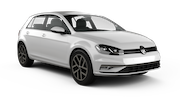 BUDGET Car rental Plymouth Compact car - Volkswagen Golf