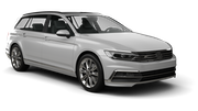 TOP Car rental Balchik Standard car - Volkswagen Passat Estate