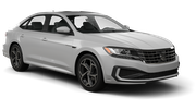 EUROPCAR Car rental Lincoln Standard car - Volkswagen Passat