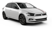 SIXT Car rental Larnaca - Airport Economy car - Volkswagen Polo