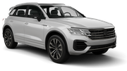 AVIS Car rental Moscow - Downtown Suv car - Volkswagen Touareg