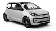 Rent Volkswagen Up