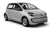 ALAMO Car rental Madeira - Funchal Mini car - Volkswagen Up