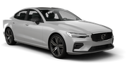 BUDGET Car rental Zamalek Downtown Fullsize car - Volvo S60