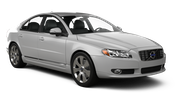 BUDGET Car rental Zamalek Downtown Luxury car - Volvo S80