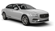 THRIFTY Car rental Kerry - Airport Luxury car - Volvo S90