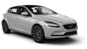 HERTZ Car rental Luxembourg Railway Station Compact car - Volvo V40